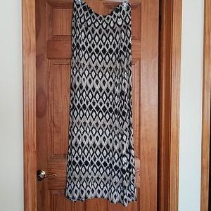 Women's Maxi Skirt, Size Medium